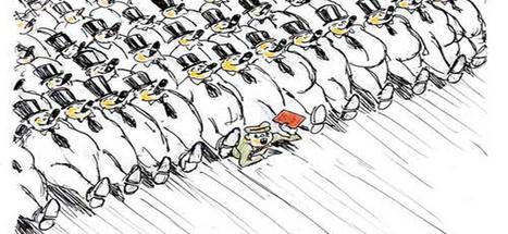 Et si l'économie numérique n'était pas libérale mais COMMUNISTE ? | Le BONHEUR comme indice d'épanouissement social et économique. | Scoop.it