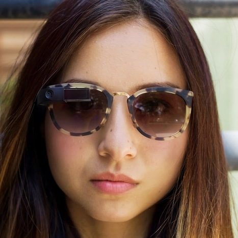 Google Glass : Quand la Technologie Fascine la Mode - Web and Luxe - Blog Luxe Marketing   luxe and digital   Scoop.it