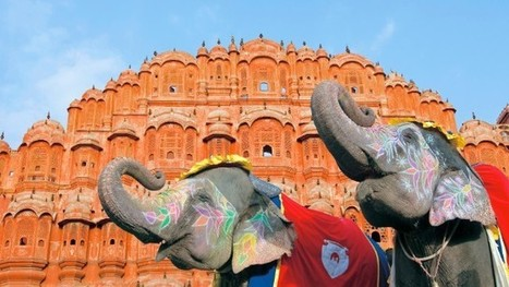 The world's most colorful cities | We are favorite travel around the world. | Scoop.it