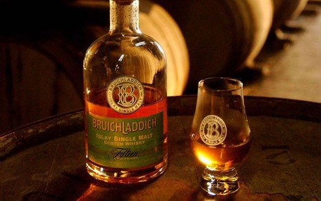 France's Remy Cointreau in talks to buy Scottish whisky maker Bruichladdich - Telegraph | Business Scotland | Scoop.it