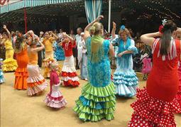 The Brilliant Colors of La Feria de Abril de Catalunya   Barcelona Life   Scoop.it