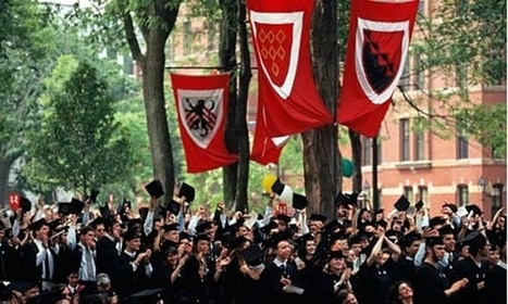 Harvard University says it can't afford journal publishers' prices | Peer2Politics | Scoop.it
