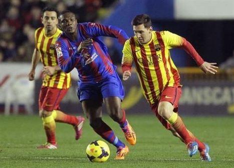 El fútbol sigue siendo el deporte 'rey' de la televisión - El Mundo | Futbol | Scoop.it