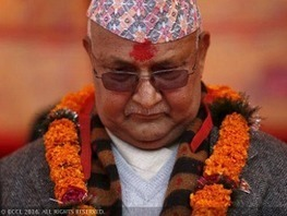 Nepal re-appoints controversial Indian envoy, Deep Kumar Upadhyay - The Economic Times | History | Scoop.it