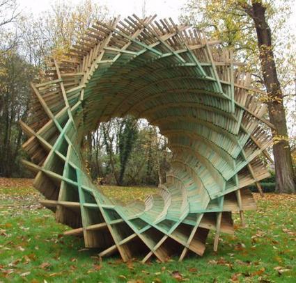 Jean-Francois Diord: Babel | Art Installations, Sculpture, Contemporary Art | Scoop.it