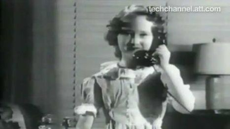 To Get Customers Acclimated To Rotary Telephones, Theaters Played This PSA | News we like | Scoop.it