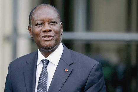 Côte d'Ivoire: Alassane Ouattara «vraisemblablement candidat» en 2015 | On dit quoi ? | Scoop.it