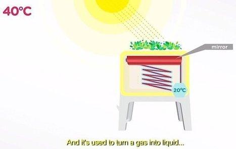 Fridge is the Real Thing | Coke's new Bio Cooler | HVAC | Scoop.it