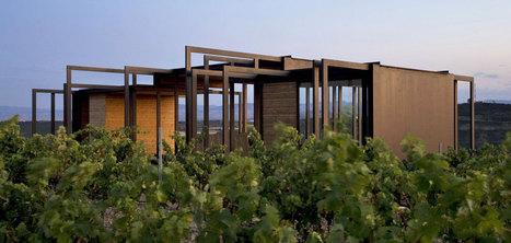 Un picnic entre los viñedos de Cvne | espana | Ocholeguas | elmundo.es | Arquitectura - Buenas Prácticas | Scoop.it