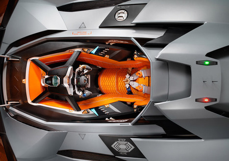 lamborghini egoista concept for 50th anniversary | rakarekodamadama | Scoop.it