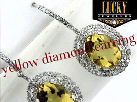All About Yellow Diamonds | Lucky Jewelers, Inc. | Scoop.it