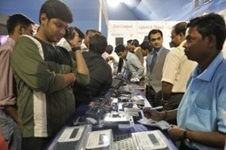 Smartphones on the rise in India after record sales, shipments in 2011 | Tracking Transmedia | Scoop.it