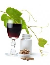 """Le RESVÉRATROL du vin rouge, la molécule miracle contre les ...   Vin et """"Médoc""""   Scoop.it"""