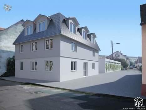 Appartement BBC 2-3 Pièces + Garage / Neudorf Locations Bas-Rhin - leboncoin.fr | Appartement | Scoop.it