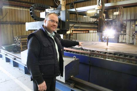 Orne. Oxymetal investit et embauche | Le Mag ornais.fr | Scoop.it