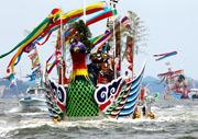 [Eng] Shiogama, bâteau sanctuaire flottant pour la région du séisme | asahi.com | Japon : séisme, tsunami & conséquences | Scoop.it
