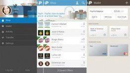 PayPal revamps its iOS and Android apps - IntoMobile | Mobile News | Scoop.it