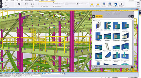 Trimble introduces new software series of Tekla to streamline BIM analysis & design proces | BIM Forum | Scoop.it