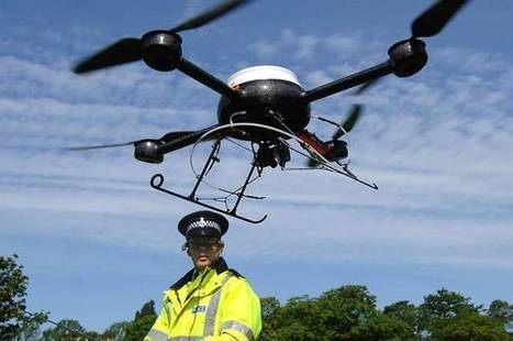 Government use of surveillance drones is 'probably illegal' | Infos Drones | Scoop.it