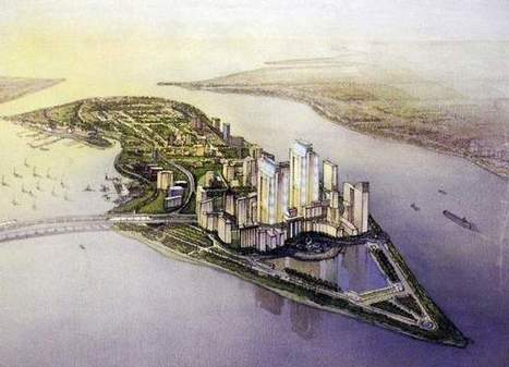 Developer pitches $1B commonwealth for Belle Isle | Freedom and Politics | Scoop.it
