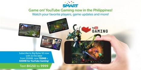 Youtube Gaming arrives in the Philippines | NoypiGeeks | Philippines' Technology News, Reviews, and How to's | Gadget Reviews | Scoop.it