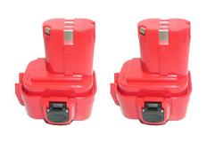 2pcs 9.6v 1.7Ah 9.60V Battery For MAKITA BMR100 6260D 6503D 6207D Ni-Cd | Gadget | Scoop.it