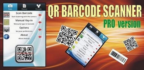 QR BARCODE SCANNER - GoogleApps sur l'AndroidMarket | Apps for EFL ESL | Scoop.it
