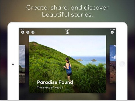 Storehouse Awesome New iPad Digital Storytelling App | Technology in Education | Scoop.it