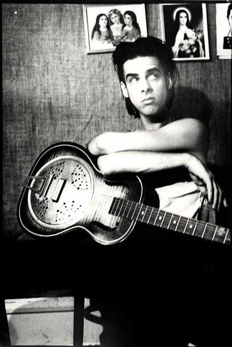 PHOTO: Nick Cave   SongsSmiths   Scoop.it