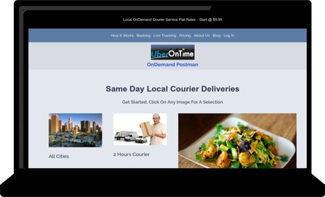 Shopping And Stores | On-Demand Postman Delivery | Scoop.it