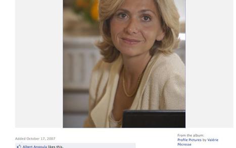 Valérie Pécresse :  ''Facebook n'existait pas il y a un an'' | Mais n'importe quoi ! | Scoop.it