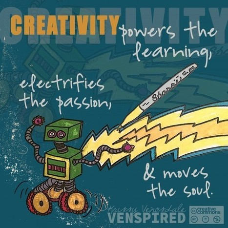 Why The Maker Movement Matters - @Venspired | iPads in Education | Scoop.it