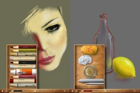 Create Amazing Paintings With Just Your iPad | Cult of Mac | iPads in Education Daily | Scoop.it
