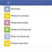 Social Graph: Facebook lance un moteur de recherche personnalisé plus fort que Google | Slate | Digital Marketing and WPO | Scoop.it