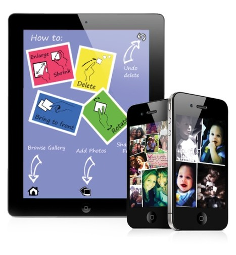 Pic Collage for iPad/iPhone and Android phones | iPad Apps - Education | Scoop.it