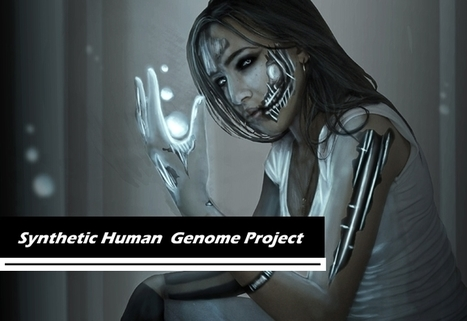 Synthetic Human Genome Project | SynBioFromLeukipposInstitute | Scoop.it