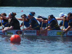 Paddles Up! 2013 Dragon Boat Festival Photo Gallery - Northland's NewsCenter | Paddler News | Scoop.it