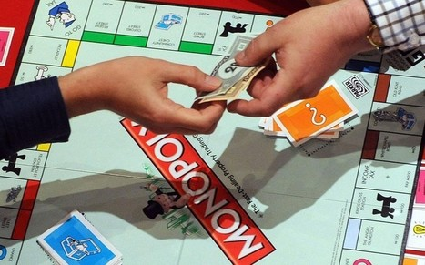 This is what the Monopoly board would look like today | Learning & Performance | Scoop.it