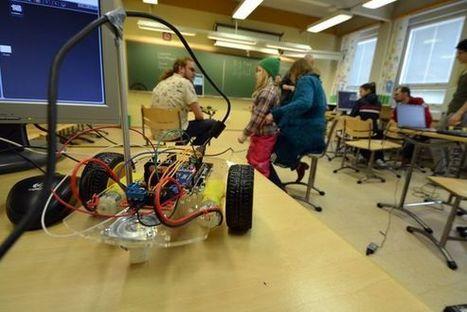 Maker-kulttuuria tuodaan Suomeenkin – onko tässä koulutuksen uusi suunta? | Mielikuvituskoulu | Scoop.it