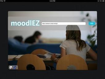 Around the Corner-MGuhlin.org: #Moodle on the #iPad   mOOdle_ation[s]   Scoop.it