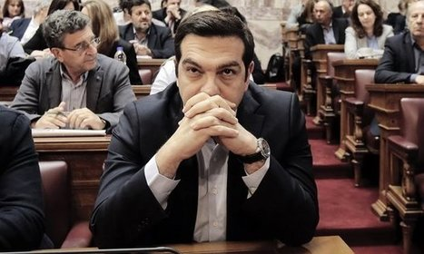 The choice for Europe: rescue Greece or create a failed state | Paul Mason | International Economics: Pre-U Economics | Scoop.it