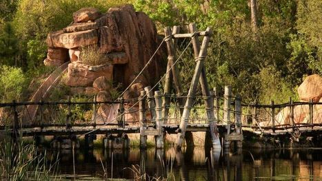 The dead water parks at the heart of Disney World Florida | Sustainable Tourism | Scoop.it