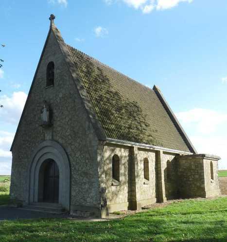 Travecy : la chapelle de Canlers | La ville en mutation | Scoop.it