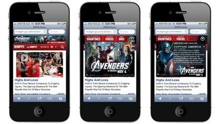 Global mobile advertising topped $8.9B & jumped 83% in 2012, thanks to a global smartphone boom | News of Interest for Newspapers, Publishers, Bloggers, and Advertisers | Scoop.it