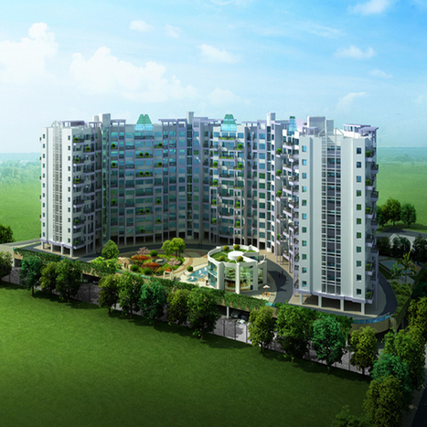 Kolte Patil Downtown - 3 BHK Apartments for Sale in Kharadi Pune | Kolte Patil | Scoop.it
