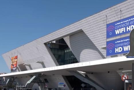 Du Wifi haute densité pour équiper le Palais des Congrès de Paris | Médias sociaux et tourisme | Scoop.it