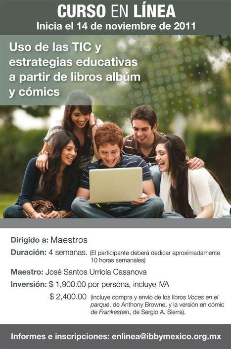Uso de las TIC y estrategias educativas a partir de libros albúm y cómics | angelikramirez | Scoop.it