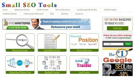 Top 15 FREE Internet Marketing Tools To Boost Your Online Business | Internet Marketing Day-to-Day | Scoop.it