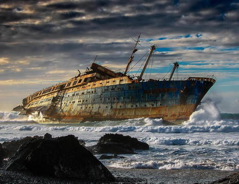 The 38 Most Haunting Abandoned Places On Earth. For Some Reason, I Can't Look Away... | All Quality Photography Related Tutorials | Scoop.it