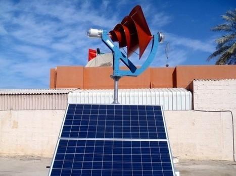 Mini aerogeneradores urbanos para crear viviendas energéticamente autónomas | GEOGRAFIA SOCIAL | Scoop.it